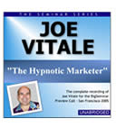 Audio Book - Joe Vitale - The hypnotic marketer