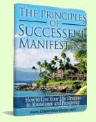 Manifest your dreams e-book